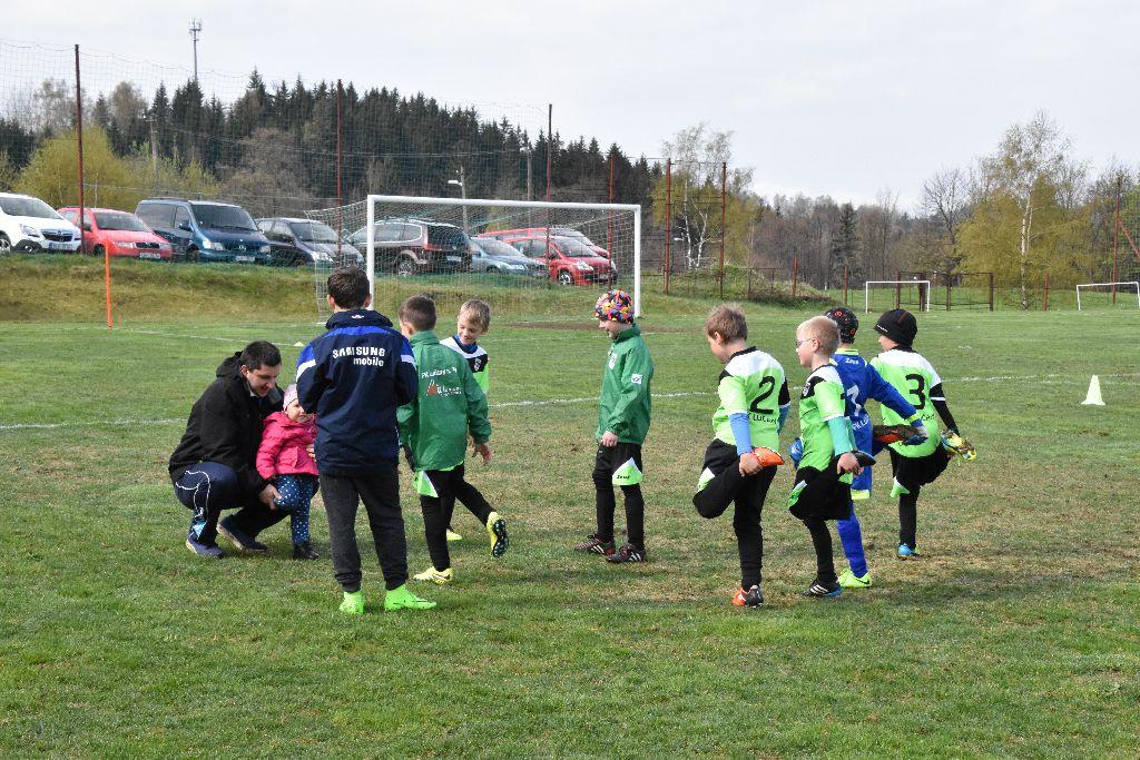 Příprava na sezónu 2017-2018