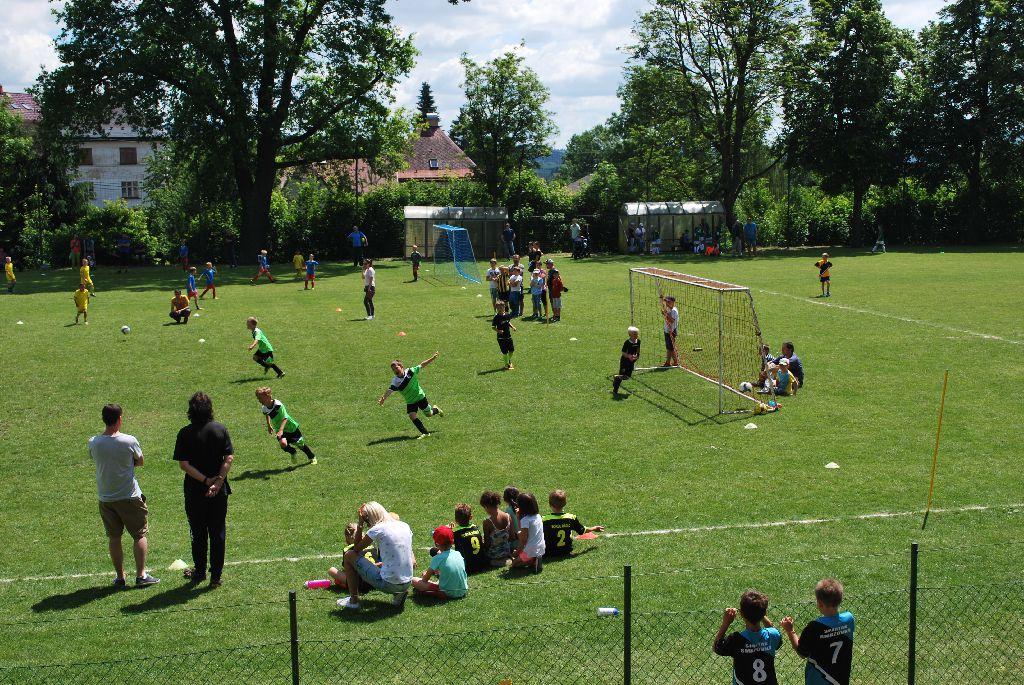 Fotbalová Škola 2018