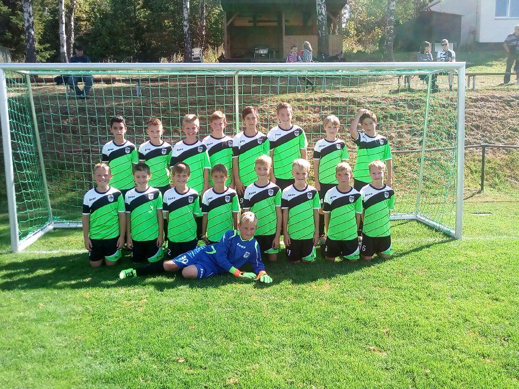 Fotbalová škola 2019