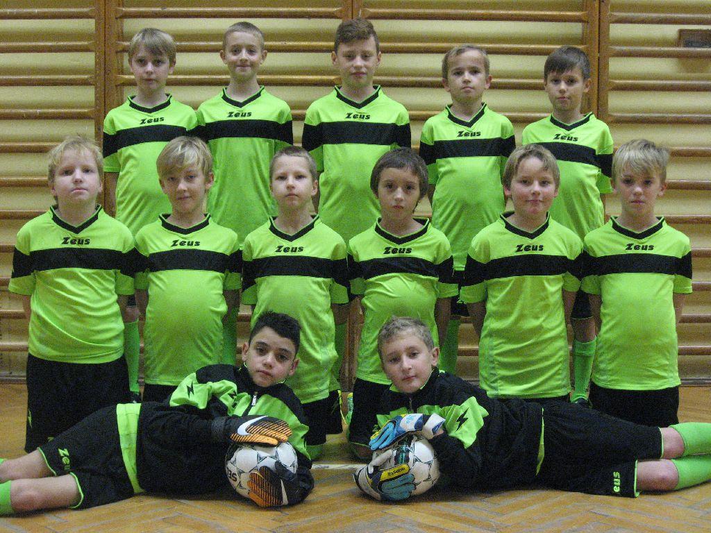 Nábor fotbalistů