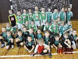 Okresní soutěž ml. žáků